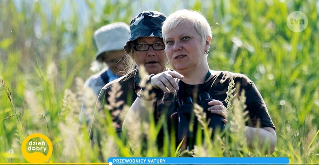 Iwona Nature Guides on TV PL Video