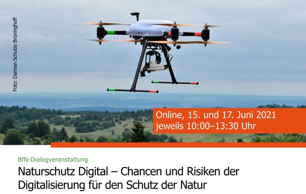 BfN Naturschutz Digitalisierung